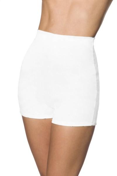 High Waist Shorts ° Weiß ° Hipstylers
