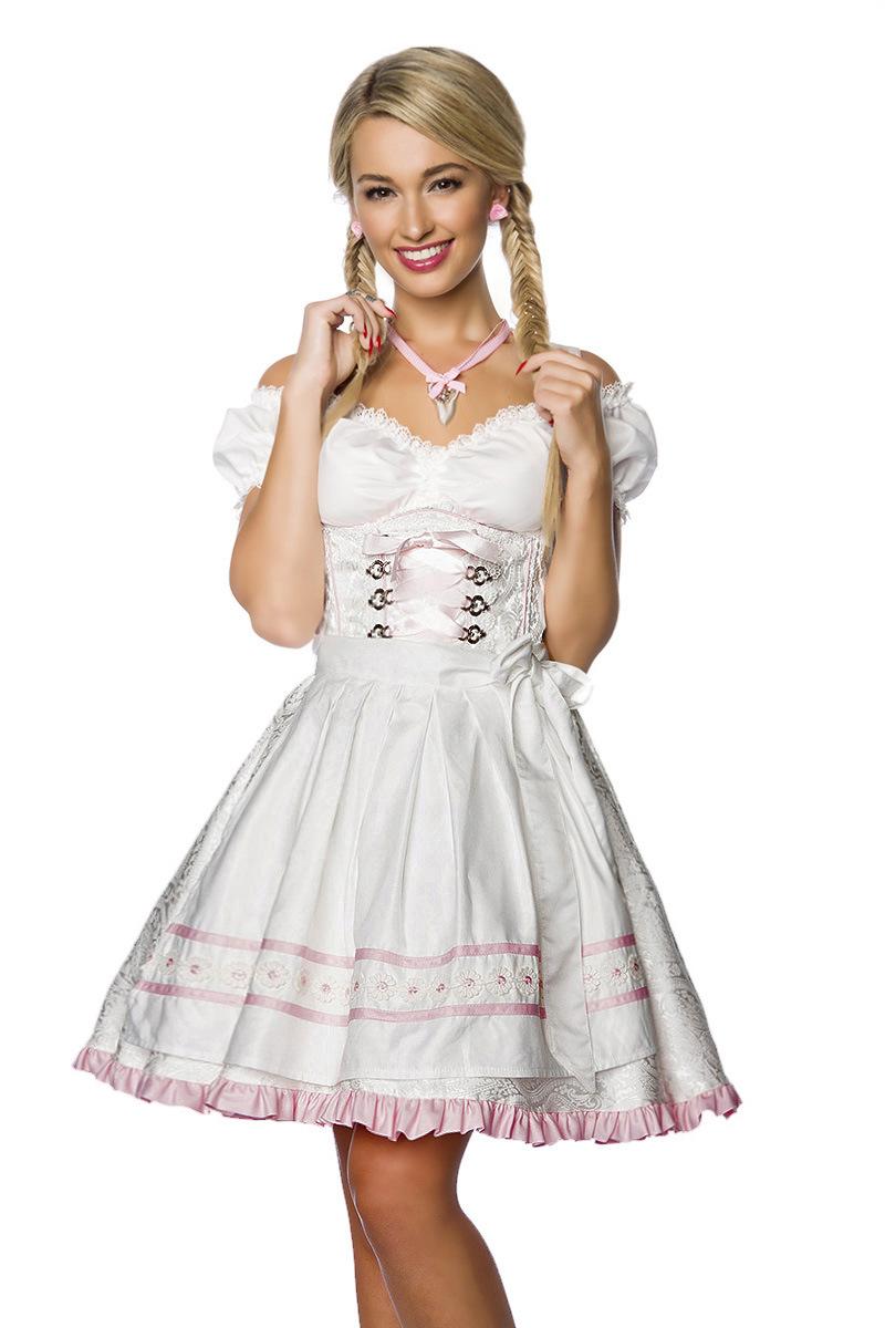 Pastell-Dirndl ° Weiß ° Dirndline   Dirndl   Fashion   RedSixty 0308de4a7f