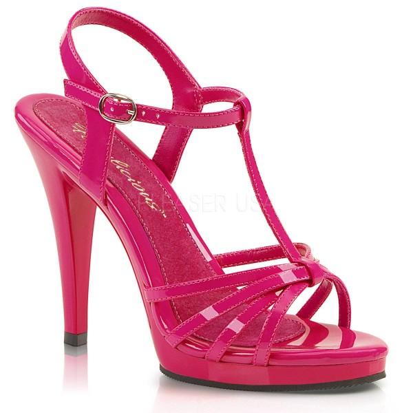 FLAIR 420 ° Damen Sandalette ° PinkGlänzend ° Fabulicious