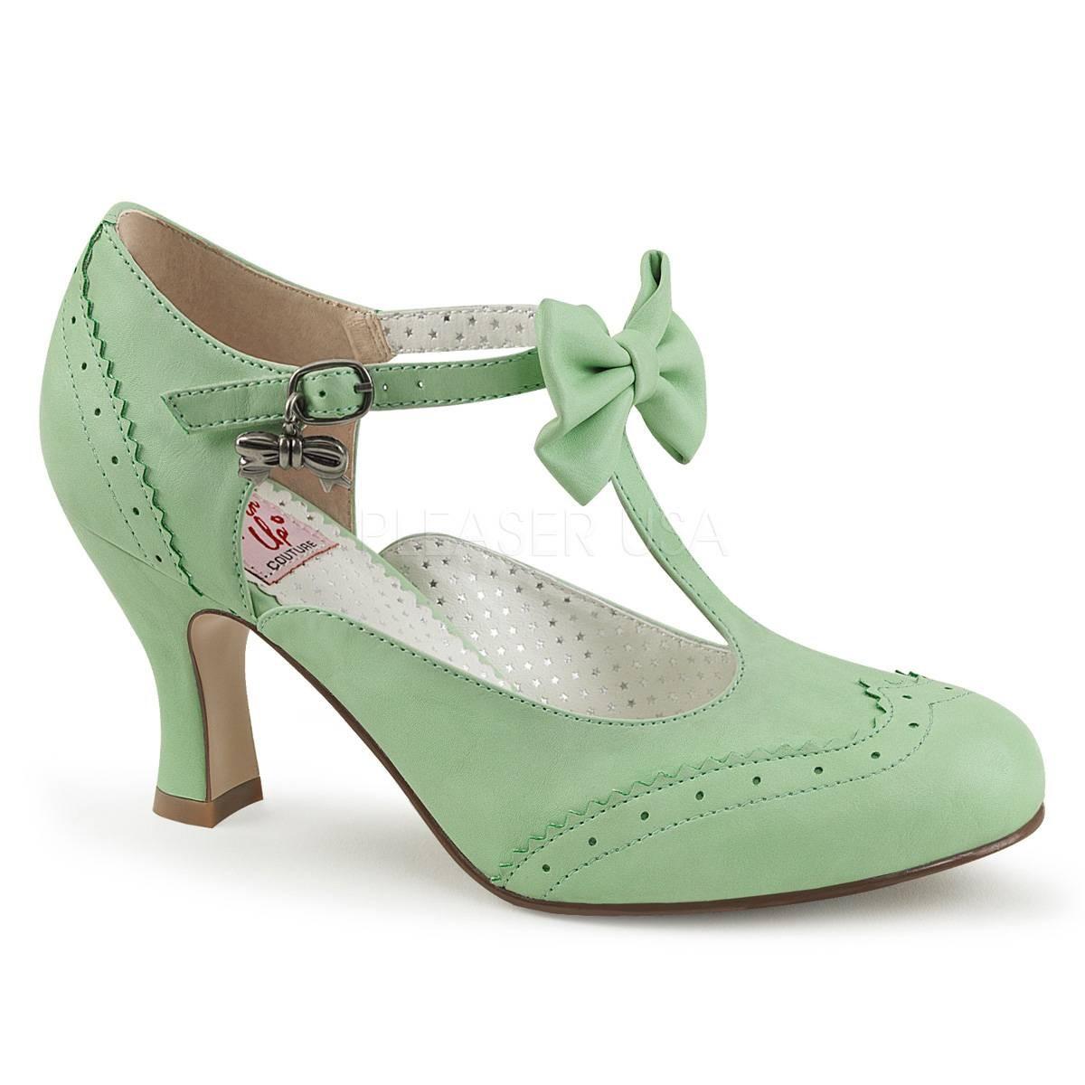 Pumps - FLAPPER 11 ° Damen Pumps ° MinzeMatt ° Pin Up Couture  - Onlineshop RedSixty