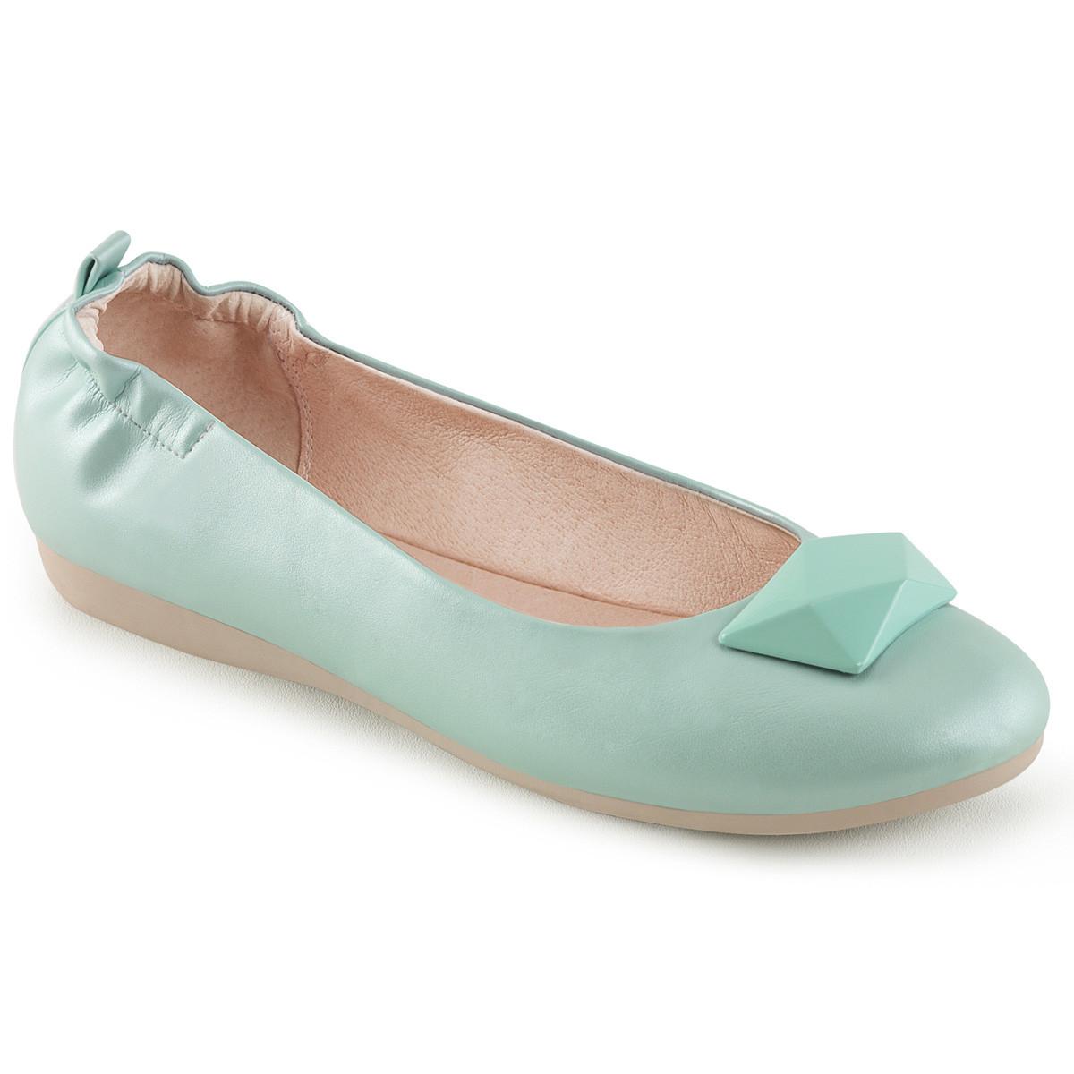 Ballerinas - OLIVE 08 ° Damen Ballerina ° Aqua ° Beige ° Pin Up Couture  - Onlineshop RedSixty