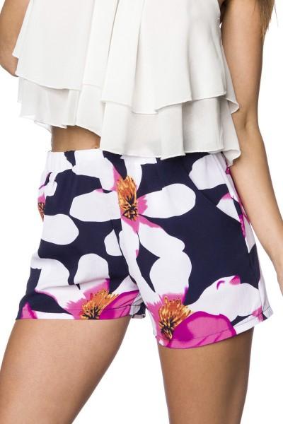 Shorts ° Schwarz-Pink ° Hipstylers