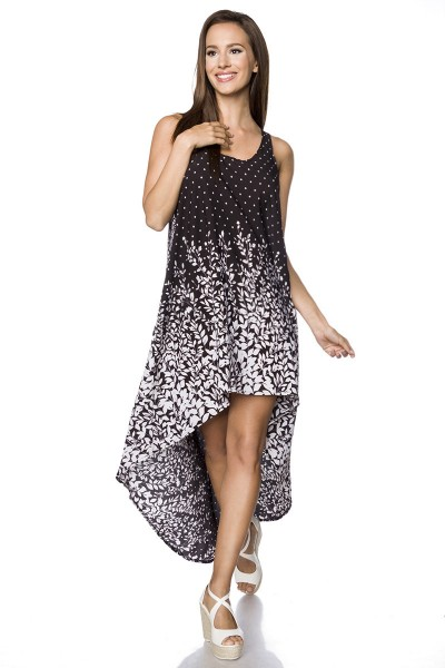 Kleid weib 50