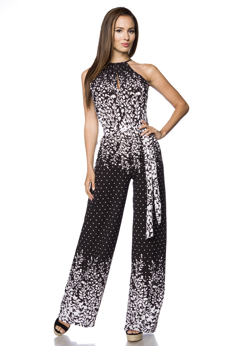 Overall ° Schwarz-Weiß ° Hipstylers   Casual Overalls   Jumpsuit   Fashion    RedSixty bdef03f479