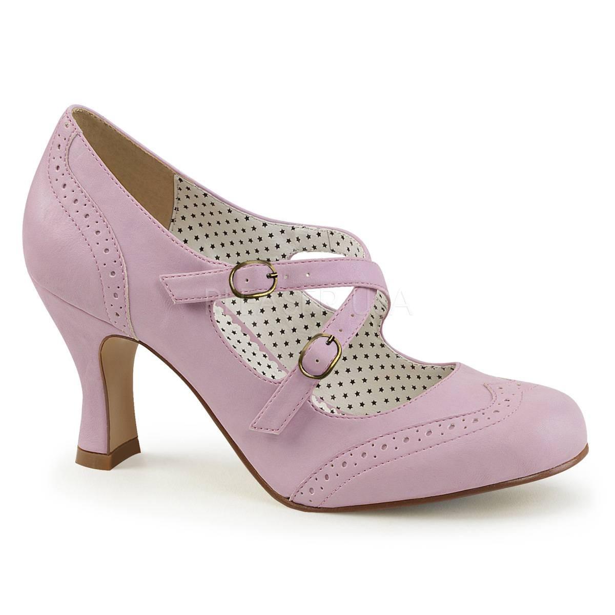 Pumps für Frauen - FLAPPER 35 ° Damen Pumps ° LilaMatt ° Pin Up Couture  - Onlineshop RedSixty
