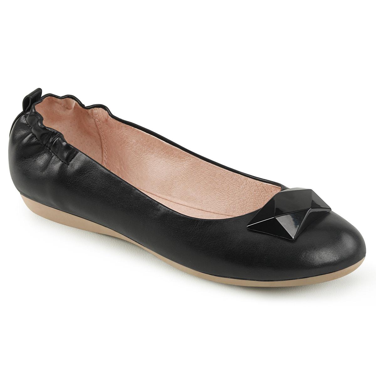 Ballerinas - OLIVE 08 ° Damen Ballerina ° Schwarz ° Pin Up Couture  - Onlineshop RedSixty