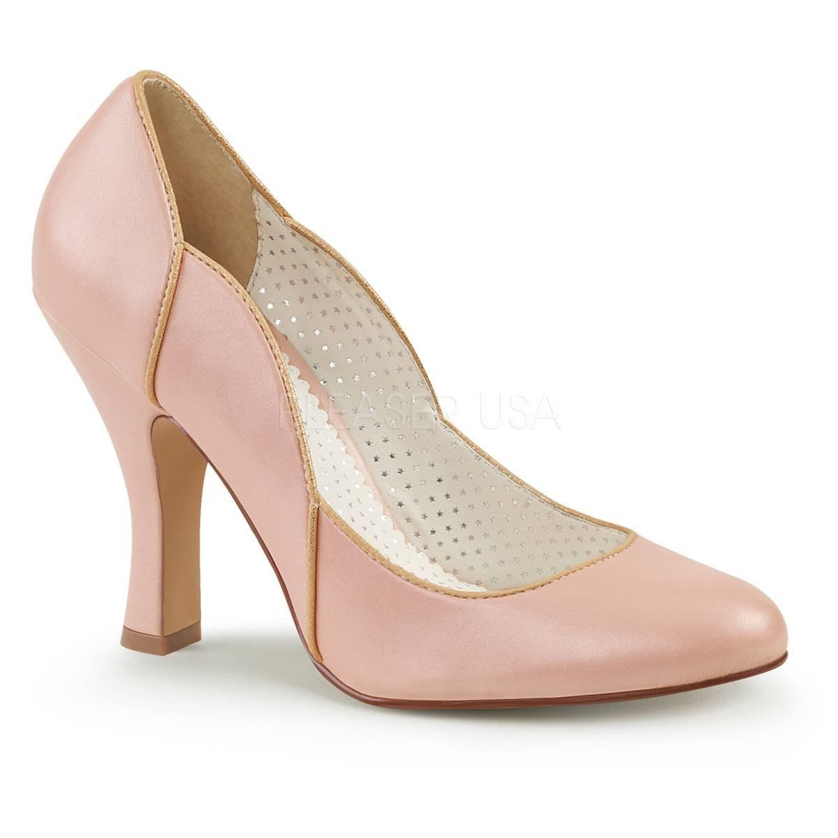 Pumps - SMITTEN 04 ° Damen Pumps ° RosaMatt ° Pin Up Couture  - Onlineshop RedSixty